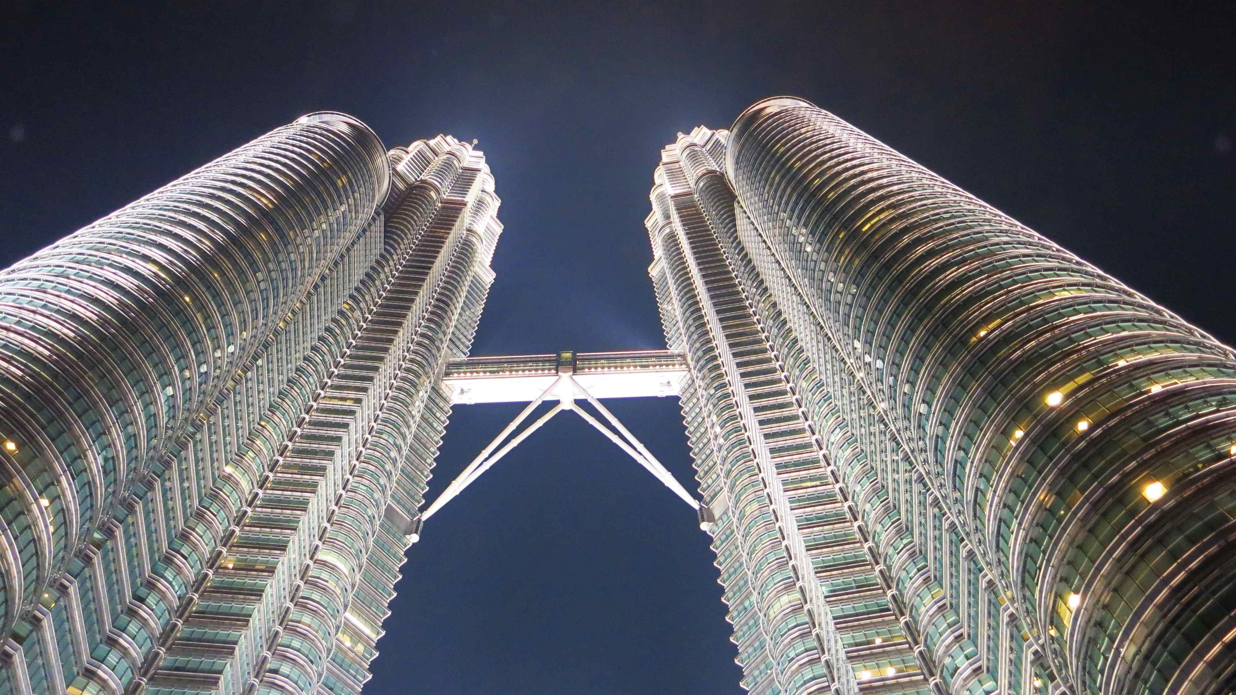 Kuala Lumpur – Malaysia – Bukit Bintang Centro Petronas Towers