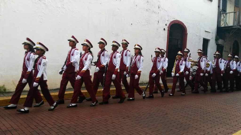 Panama City Parade