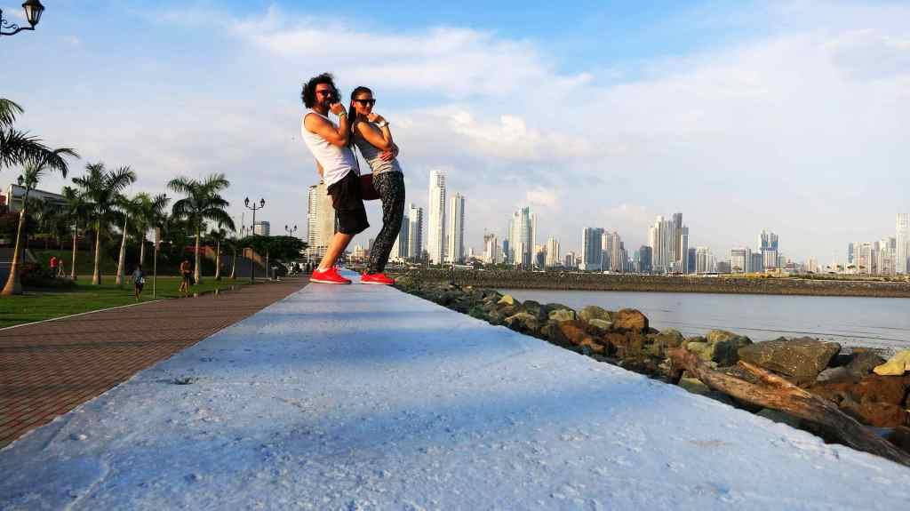 Panama City Posen