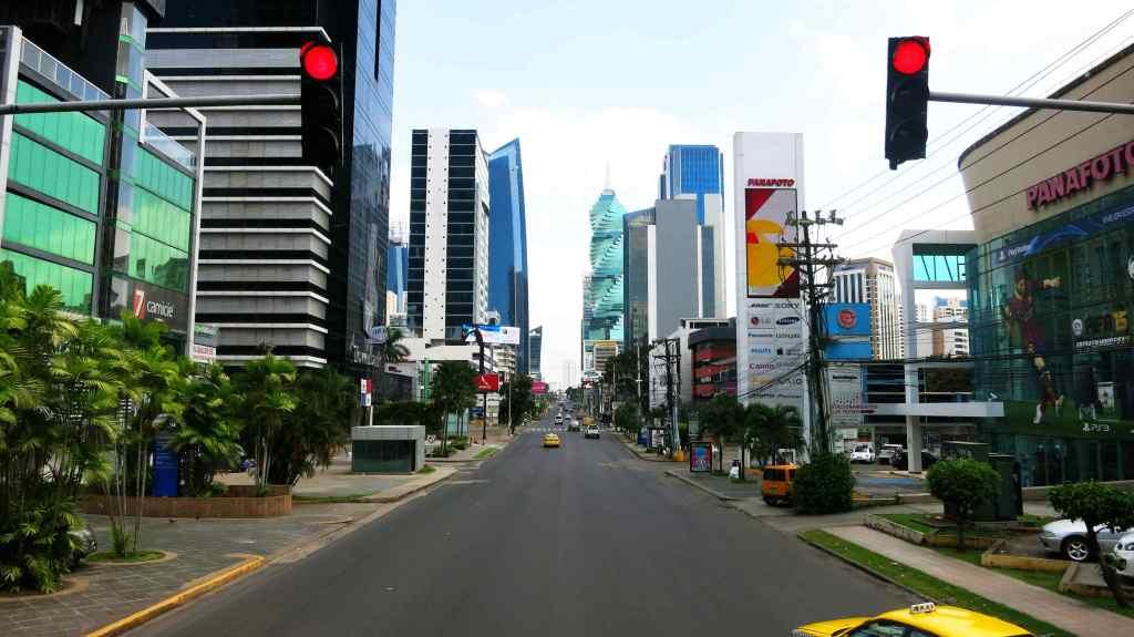 Panama City Zentrum Centro