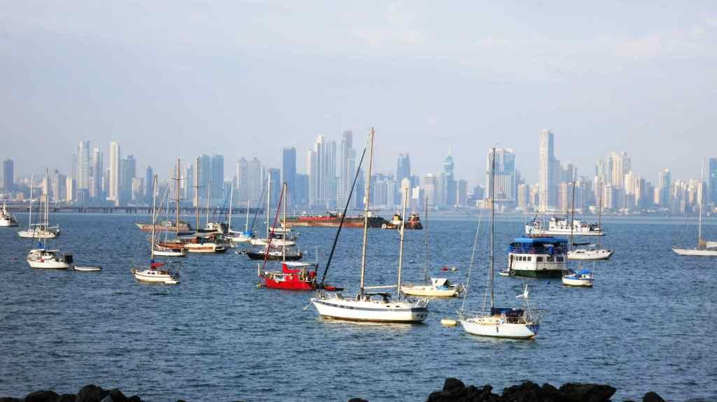 Panama City view Flamingo City Tour