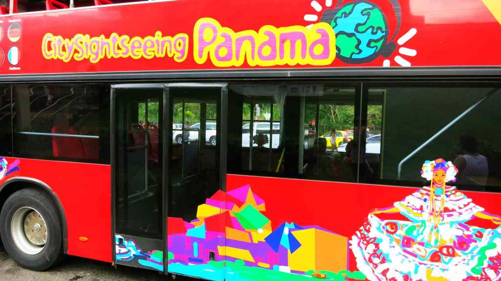 Panama Sightseeing Hop on hop off City Tour