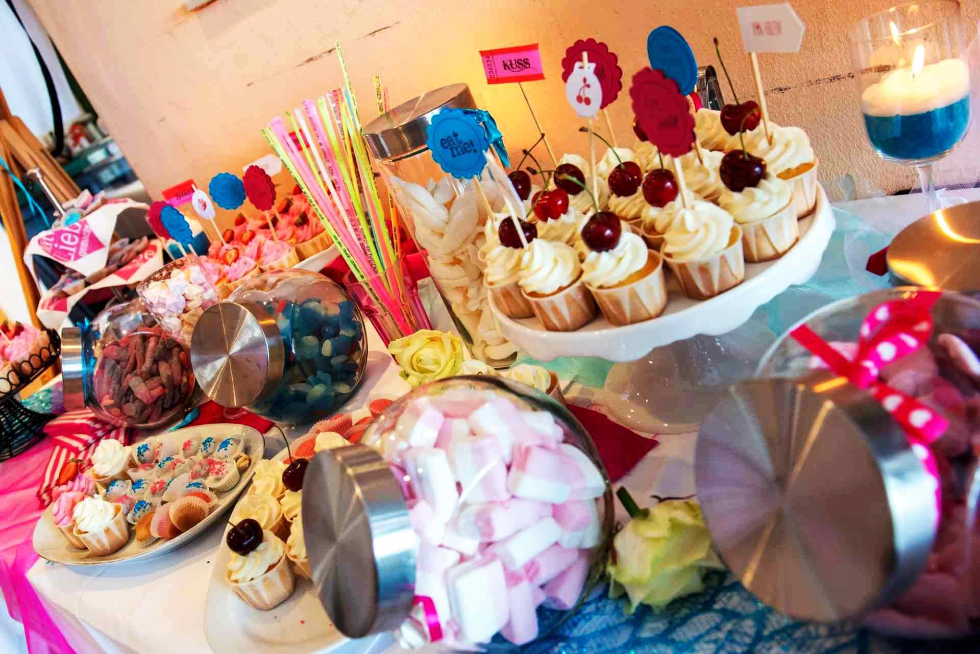 CandyBuffet Hochzeit