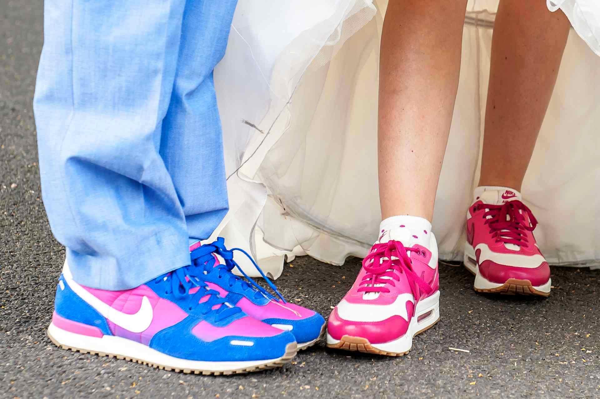 Schuhe Sneakerwedding Köln