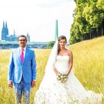 Ideen für ein buntes Hochzeitsoutfit
