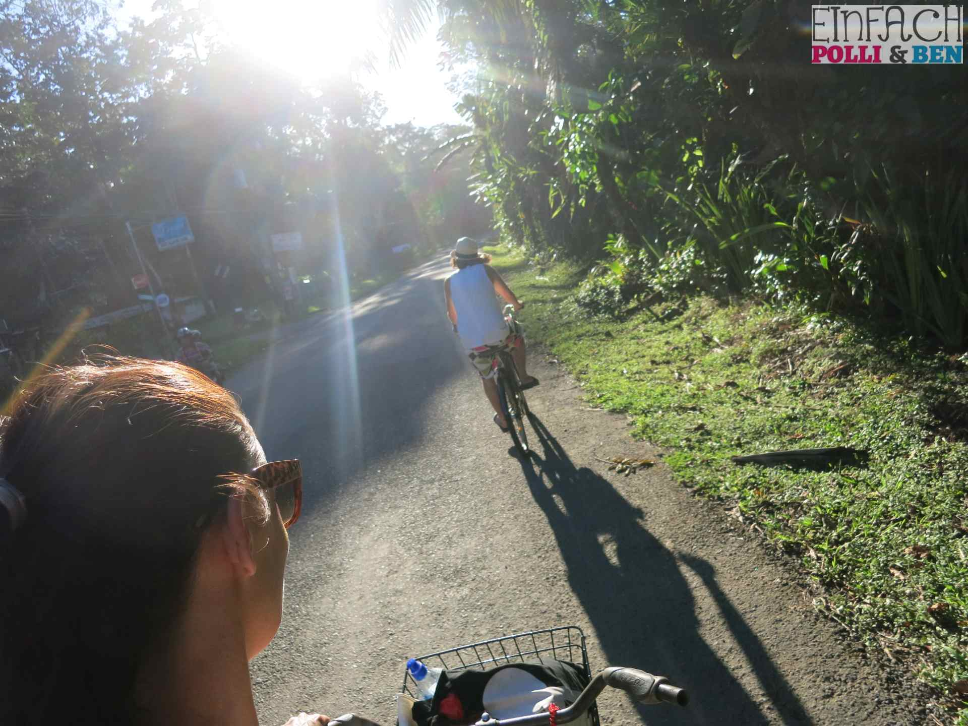 Hochzeitstag Ben und Polli in Costa Rica Radtour