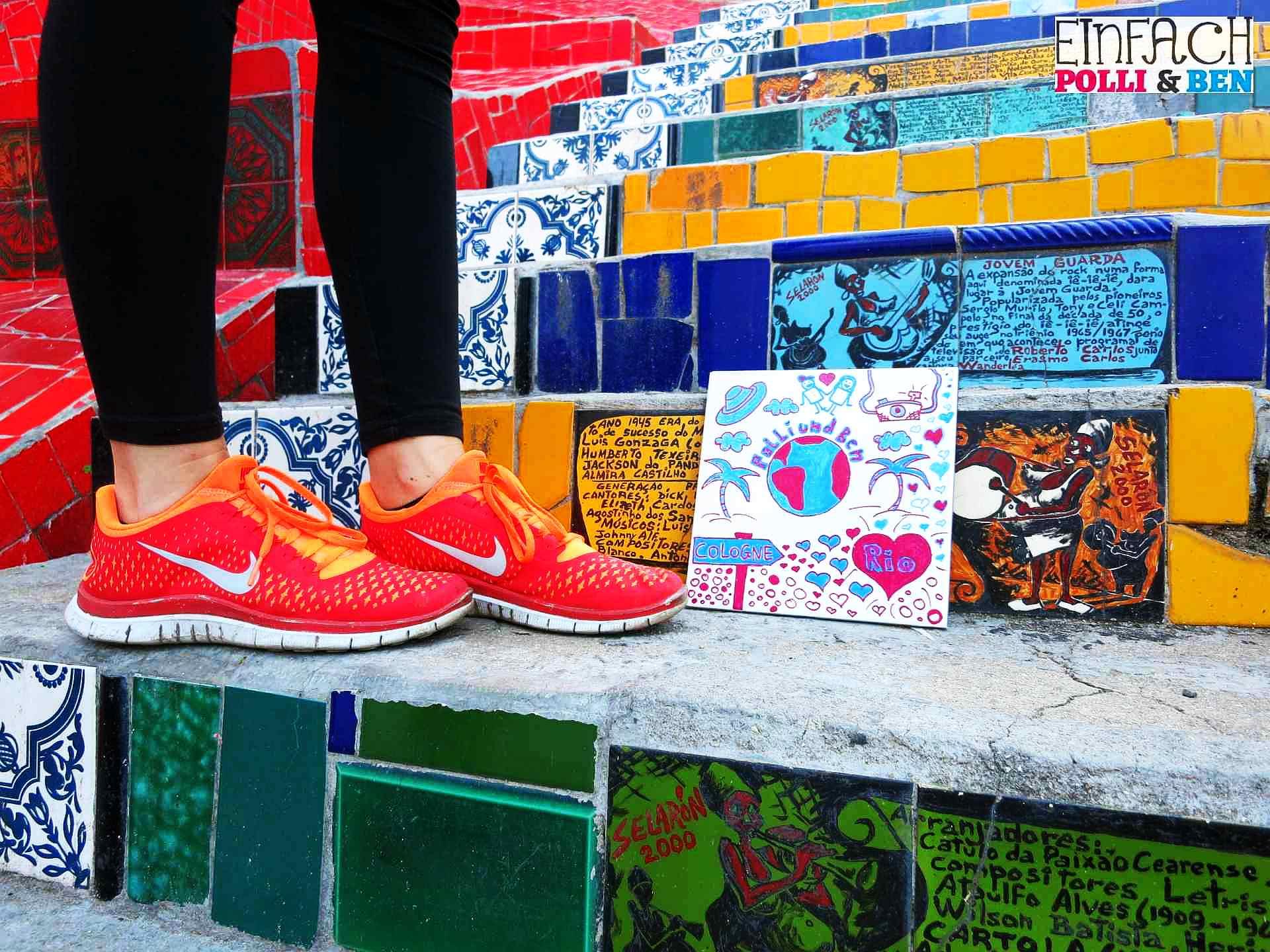 Escadaria Selaron Sneakeryourlife 1