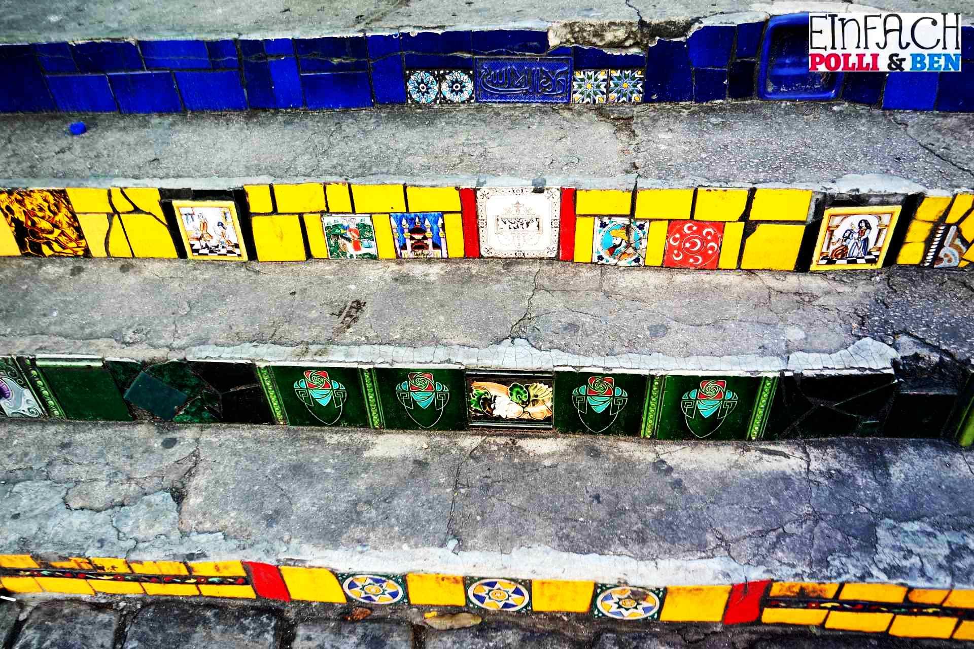 Escadaria Selarón Lapa polliundben sneakeryourlife