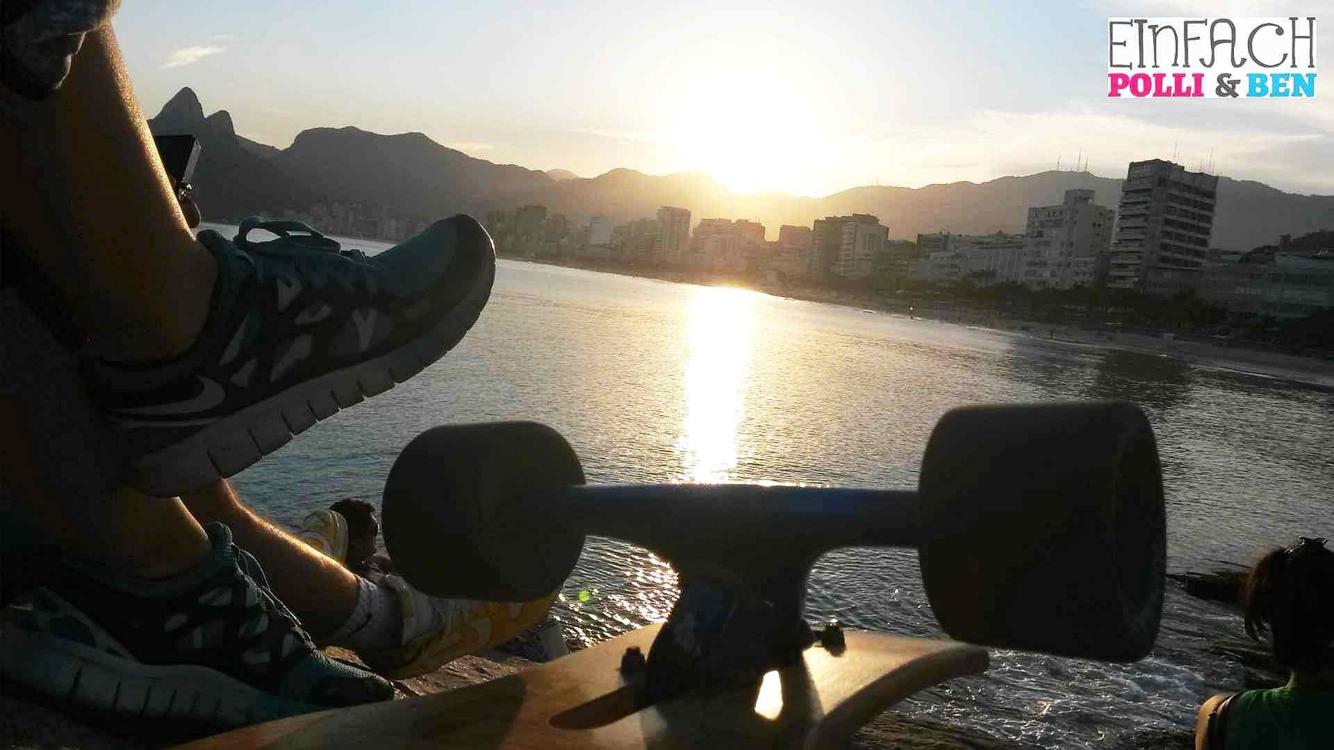 Sonnenuntergang Skaten Nike Arpoador Sneaker Your Life Chill