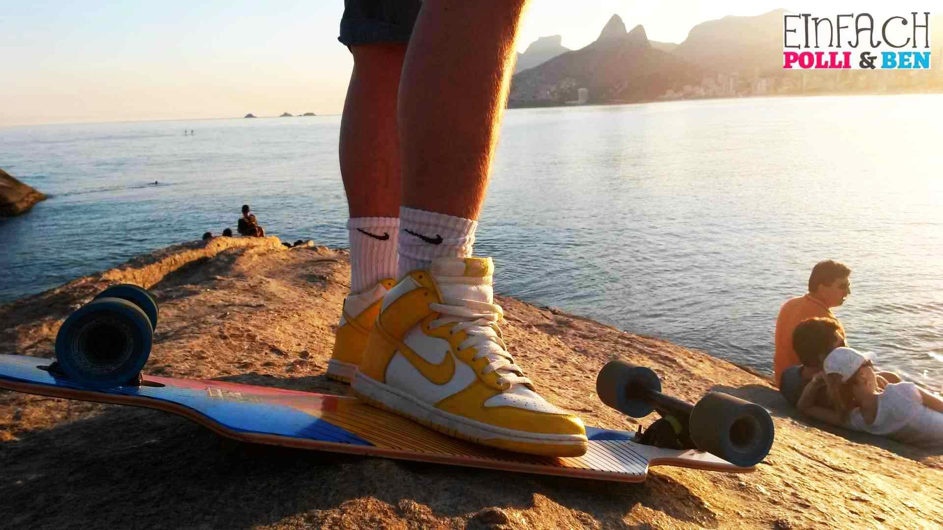 Sonnenuntergang Nike Skaten Arpoador Sneaker Your Life