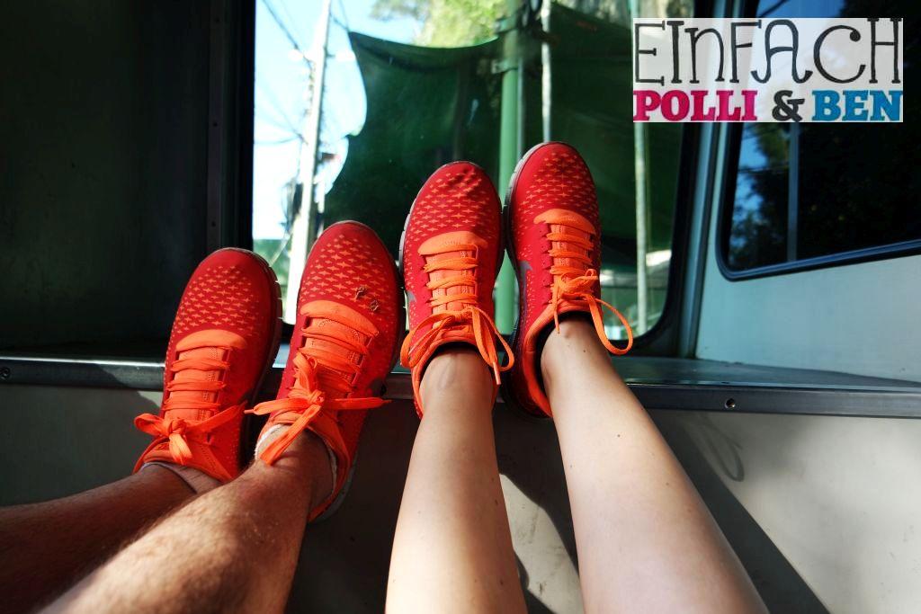 Sneakeryourlife Reiseschuhe