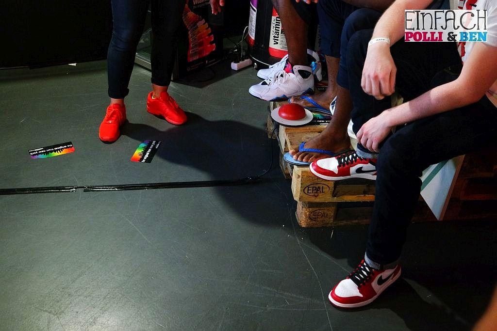 SneakerYourLife Kicksinthehall