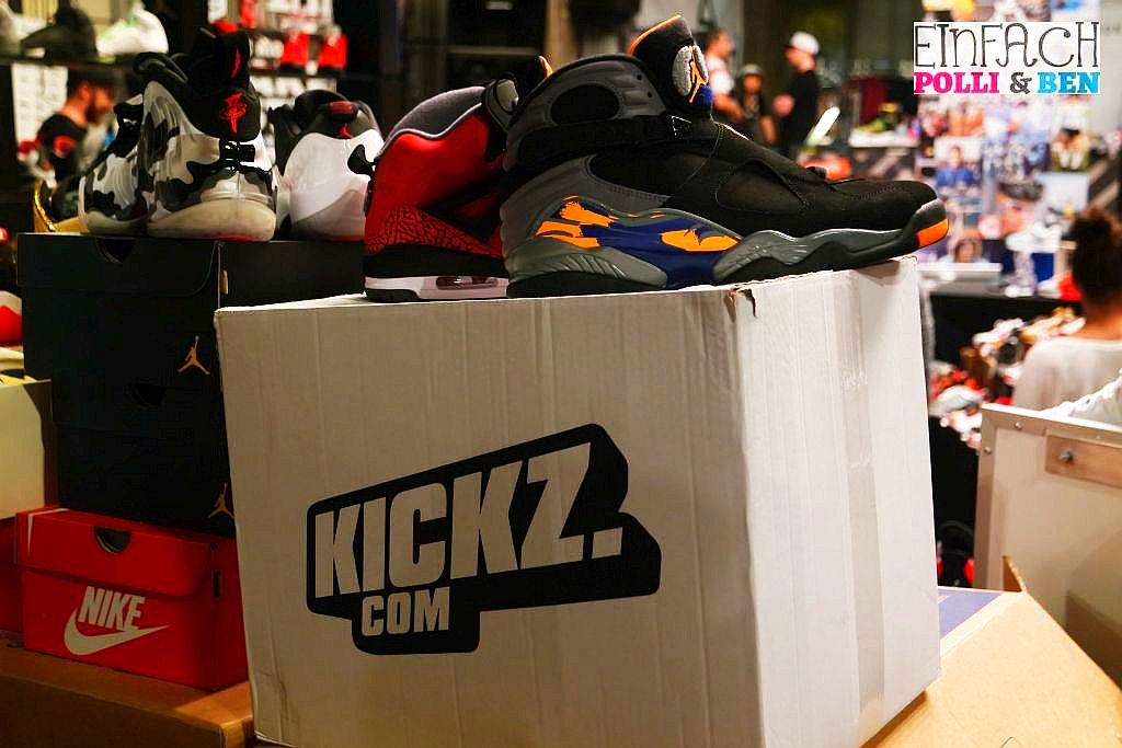 SneakerYourLife Kicks in the hall 2015