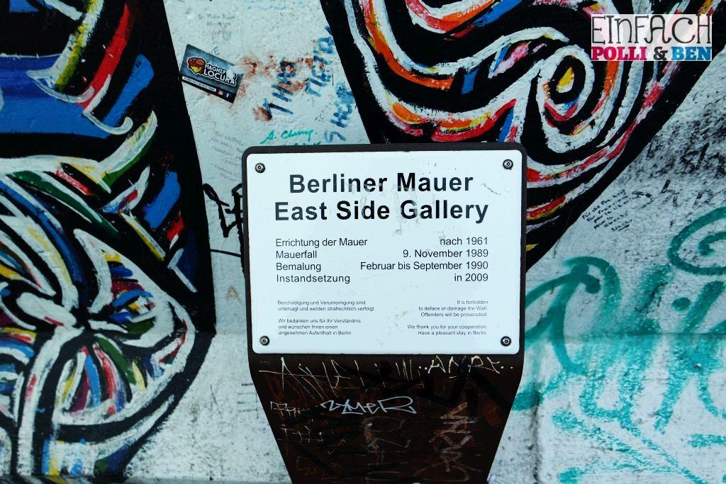 Berliner Mauer East Side Gallery