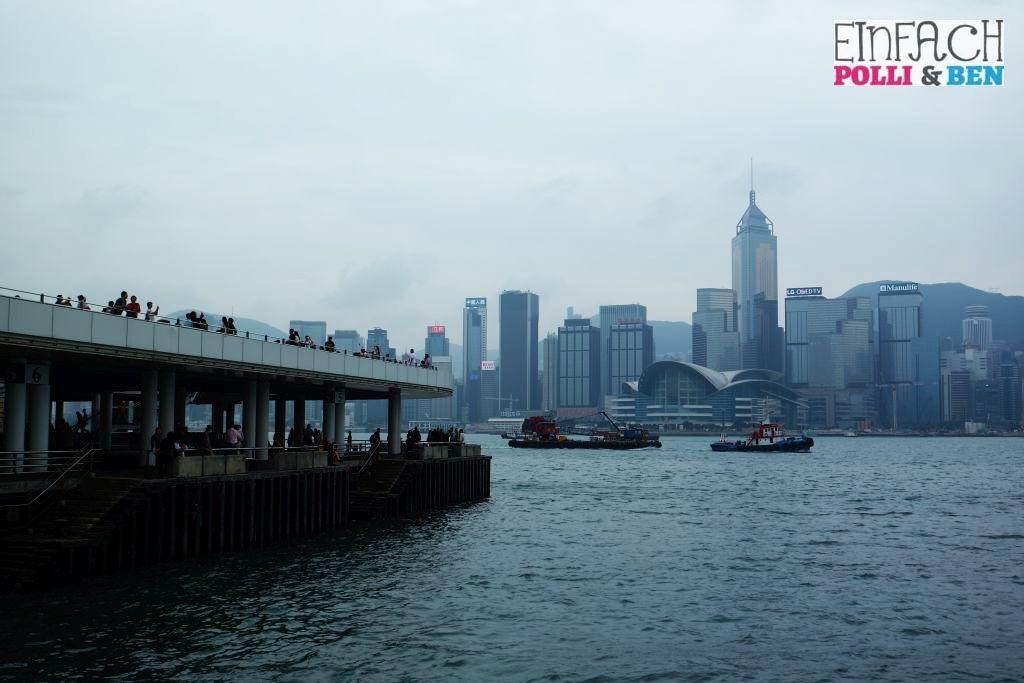 Hong Kong Aussicht