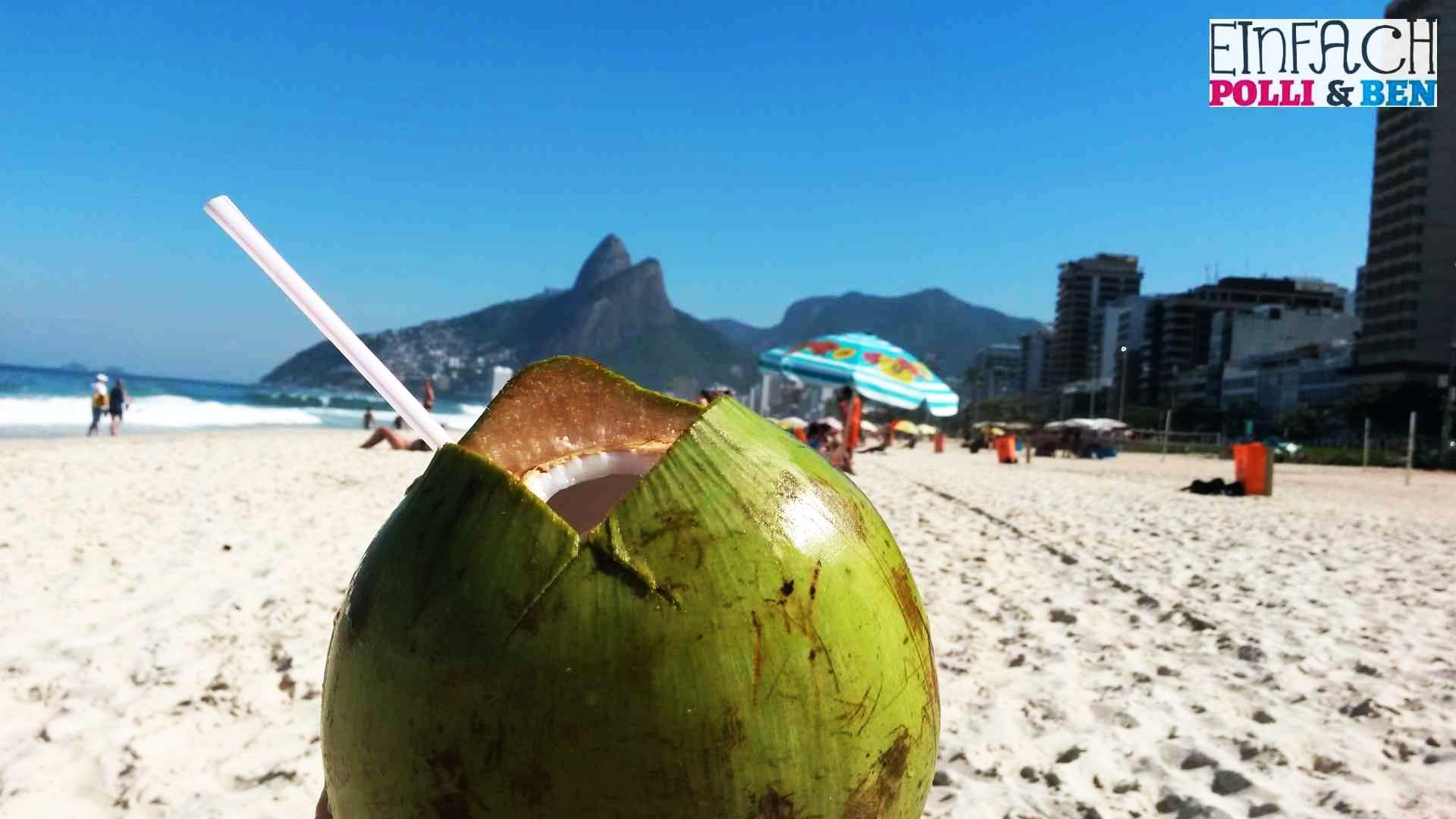 Kokosnuss Strand
