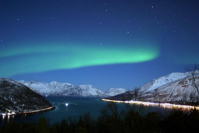 Polarlichter Norden