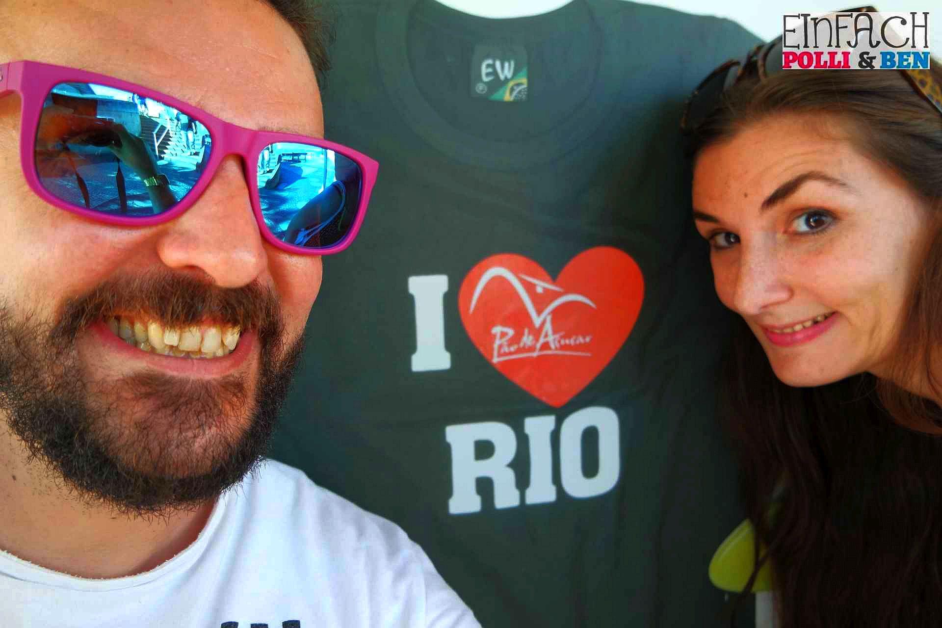 SneakerTravel in Rio de Janeiro