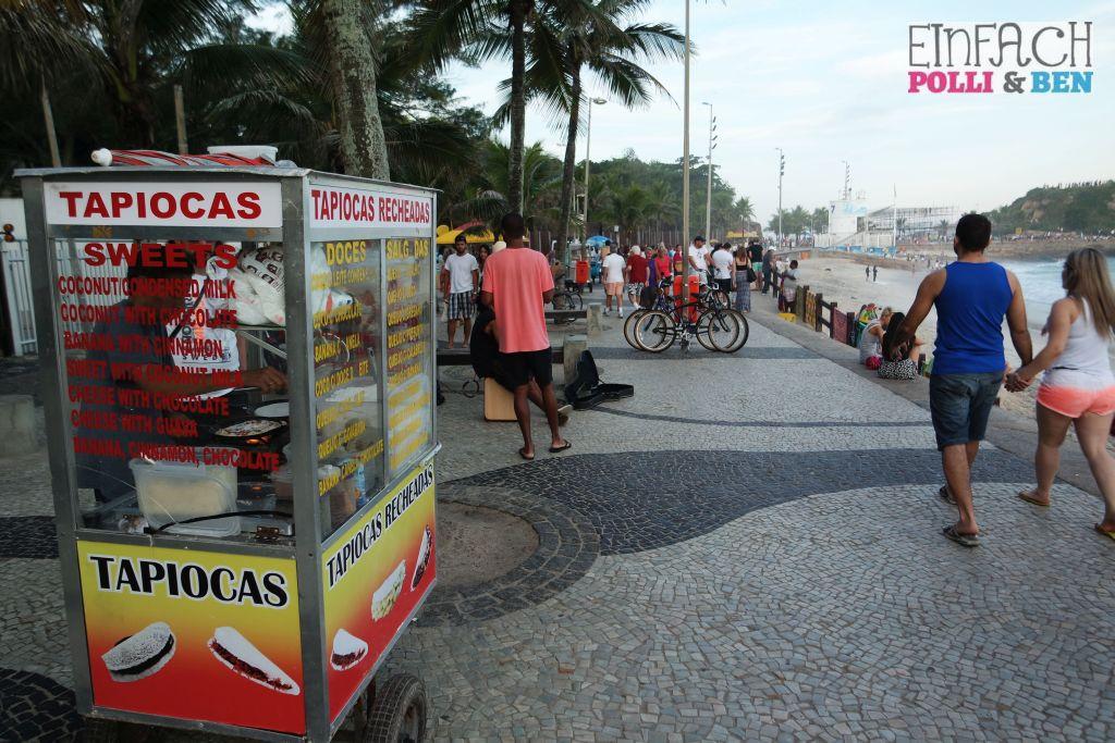 Tapioka Brasilien
