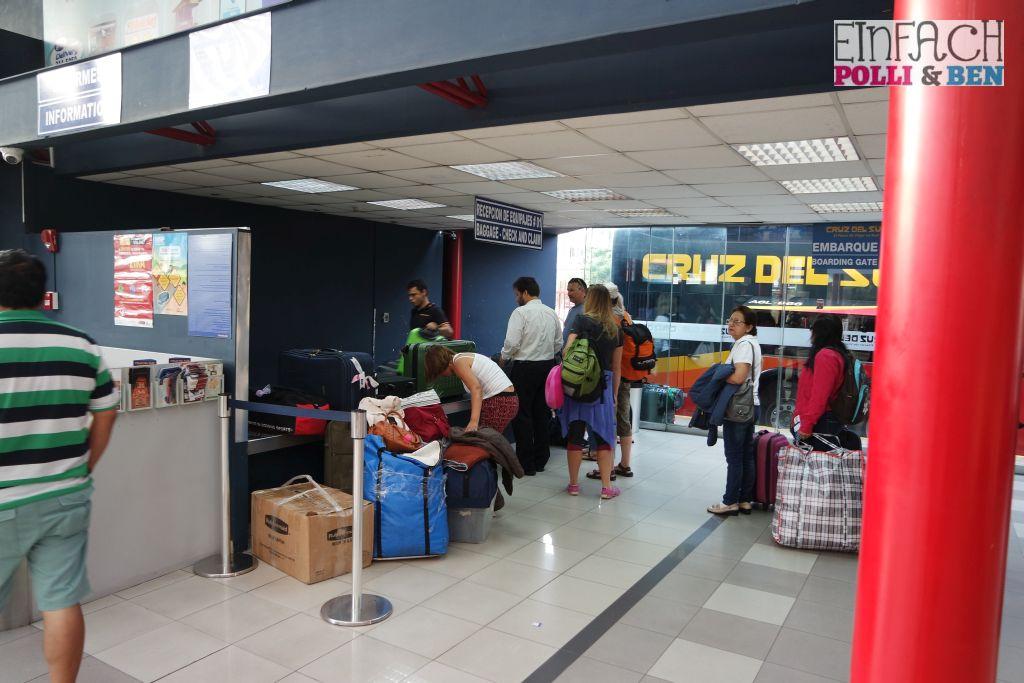 Cruz del Sur Bus Peru