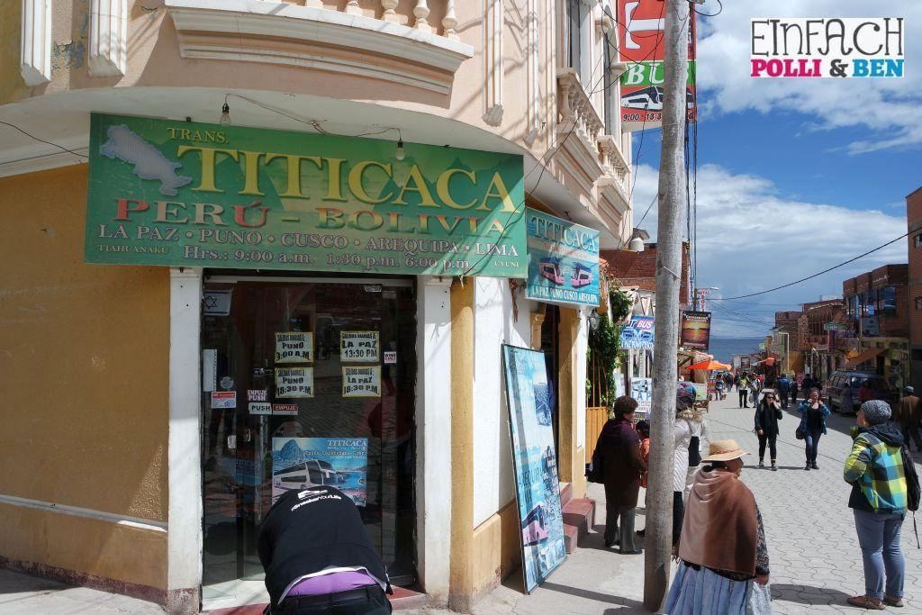Titicaca Bus