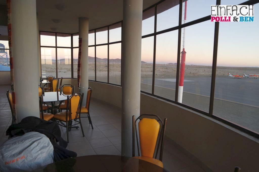 Flughafen Uyuni Bolivien