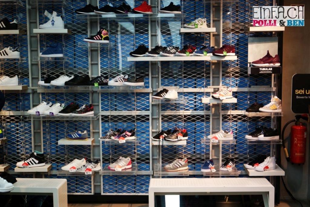 Die Top 8 Sneaker Stores in Hamburg mit #PolliundBen #SYL